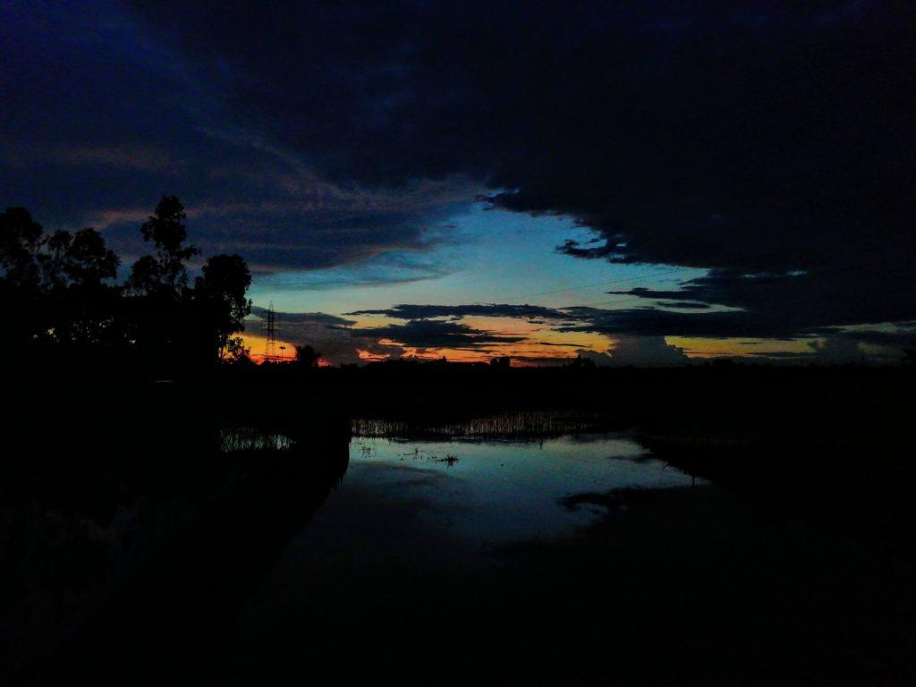 Photo of a Dark Pond