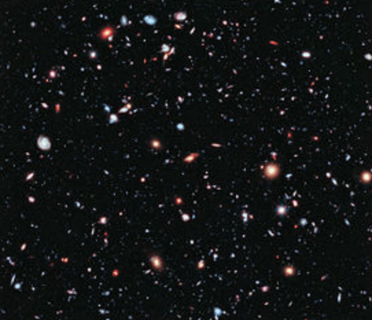 Image of the galaxy