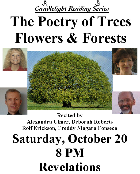 Poems about Trees and flowers