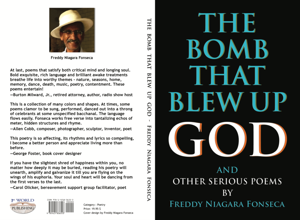 Book cover The Bomb That Blew up God